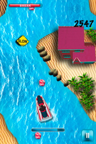 Screenshot Jet Ski Competition
